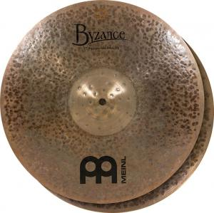 "Meinl Big Apple Dark Hi Hat 15"" - B15BADAH"
