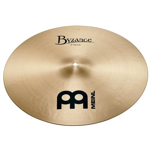 "17"" Byzance Thin Crash, Meinl"