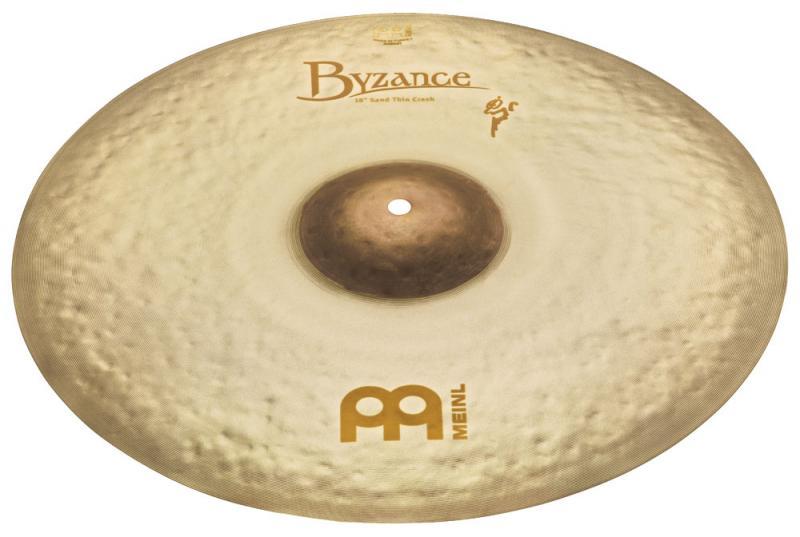 """18"""" Byzance Sand Thin Crash"""