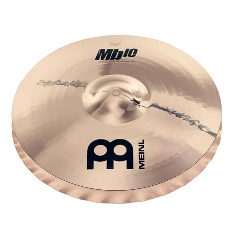 "14"" MB10 Medium Soundwave Hi-hat, Meinl"