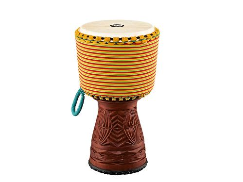 Artisan Tongo Carved Djembe 12''