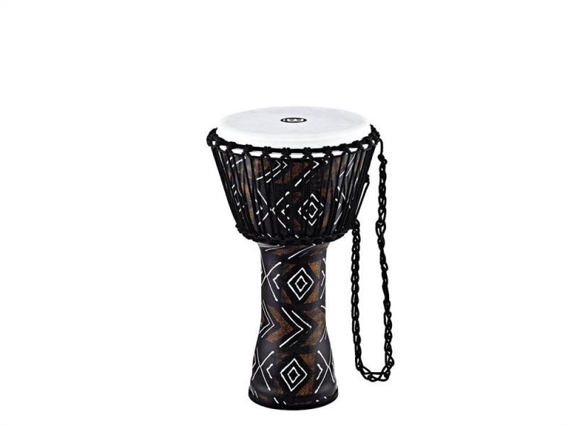 Meinl Percussion 10'' Travel Rope Djembe  Kanga Sarong, PADJ6-M-F