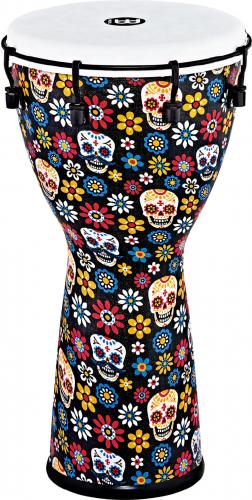 ADJ10-DA. Djembe Synthetic 10'' Alpine Series. - Day Of The Dead