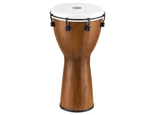 ADJ10-BW. Djembe Synthetic 10'' Alpine Series. - Barnwood