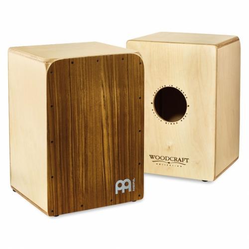 Cajon Woodcraft Stor Modell - Ovankol, Meinl
