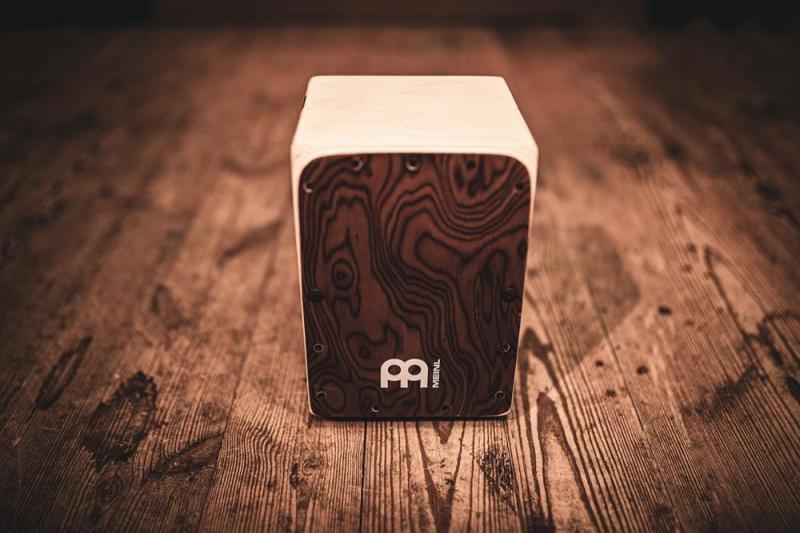 Meinl Mini Cajon, Burl Wood - MC1BW