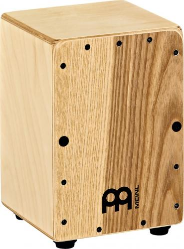 Mini Cajon, Dark Heart Ash front