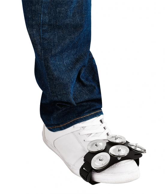 Cajon Foot Tambourine