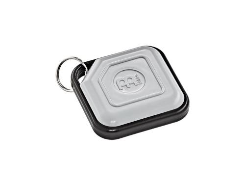 KRS-GR. Meinl Percussion Key Ring Shaker, Grey