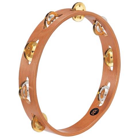 Tamburin Brass/Nickel, Meinl