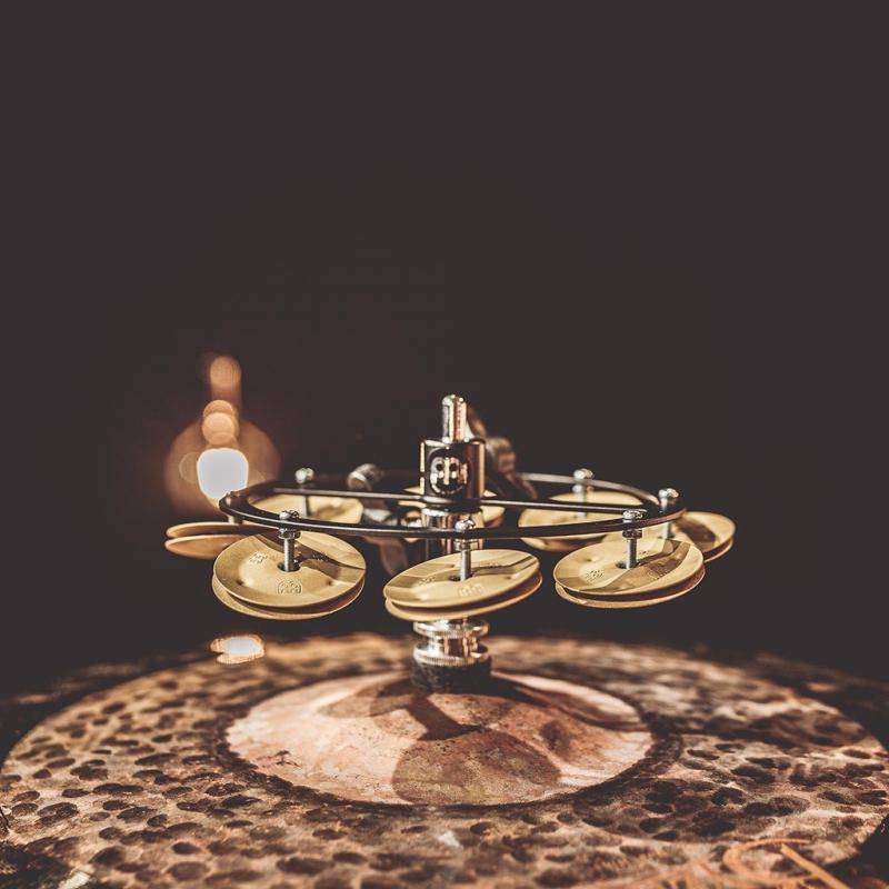 Benny Greb Sand Hi-hat tamburin, Meinl HTHHBG