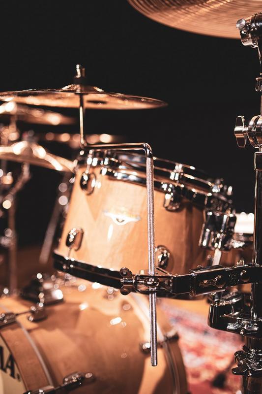 MC-CY1. Cymbal Holder S-shaped