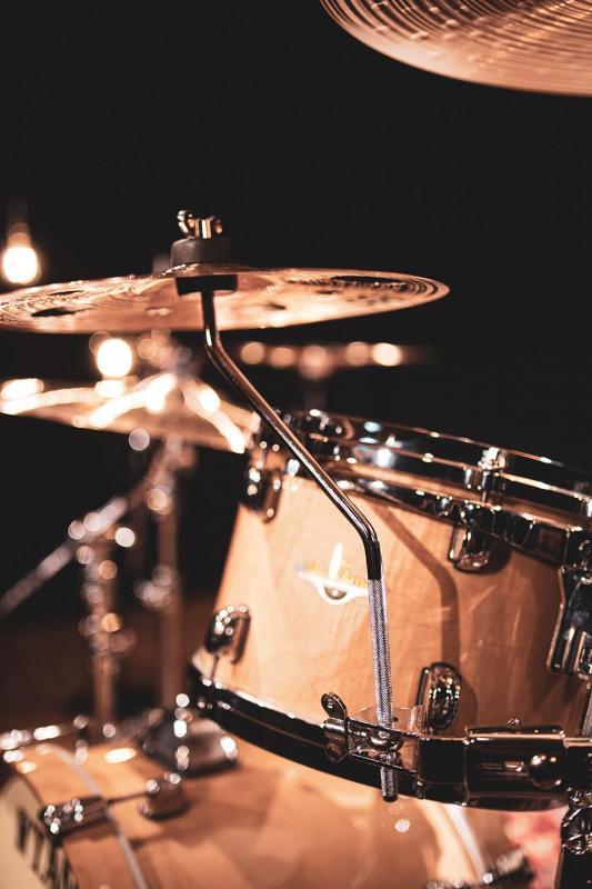 MC-CY2. Cymbal Holder Z-shaped