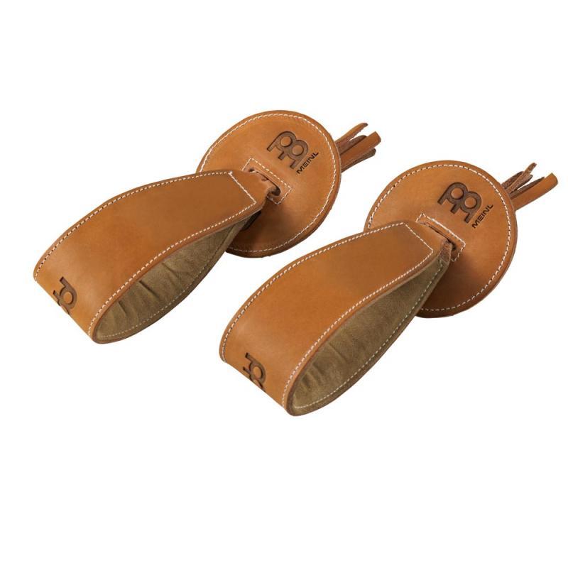 Läderband för handcymbaler - Professional
