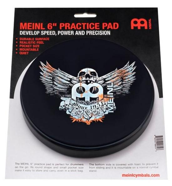 Practice Pad 6'' - Jawbreaker, Meinl
