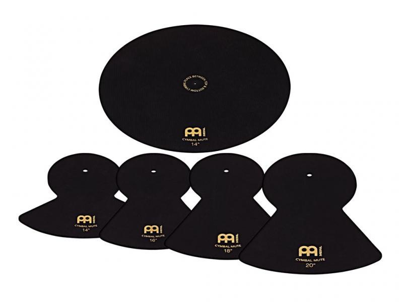 Meinl Dämpplattor för cymbaler - MCM-14161820