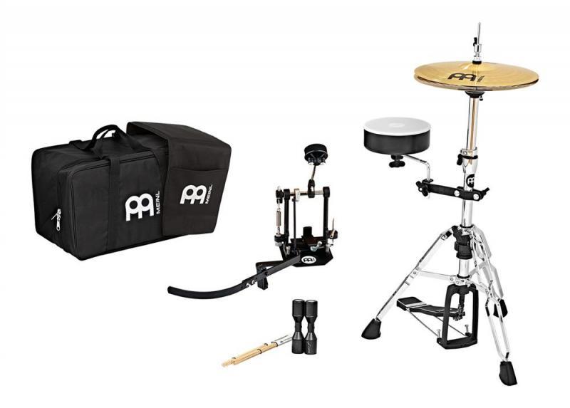 Meinl Cajon Drum Set Conversion Kit med Bag - CAJ-KIT