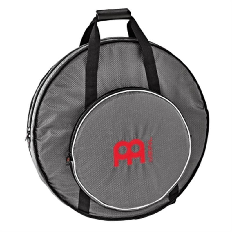 MCB22RS  Cymbalbag w/backpack  Carbon Grey Ripstop <br