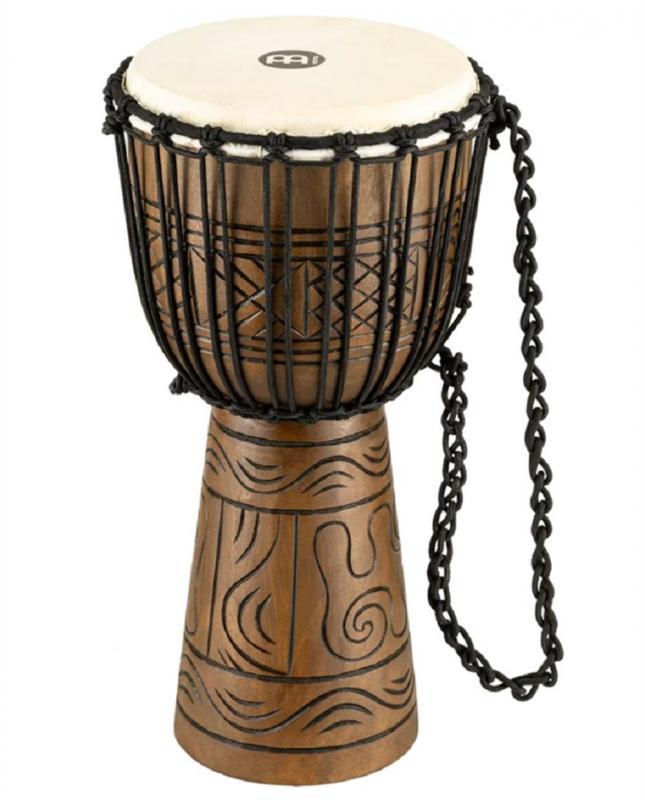 Meinl Percussion 10'' Headliner African Djembe, Artifact Series, HDJ