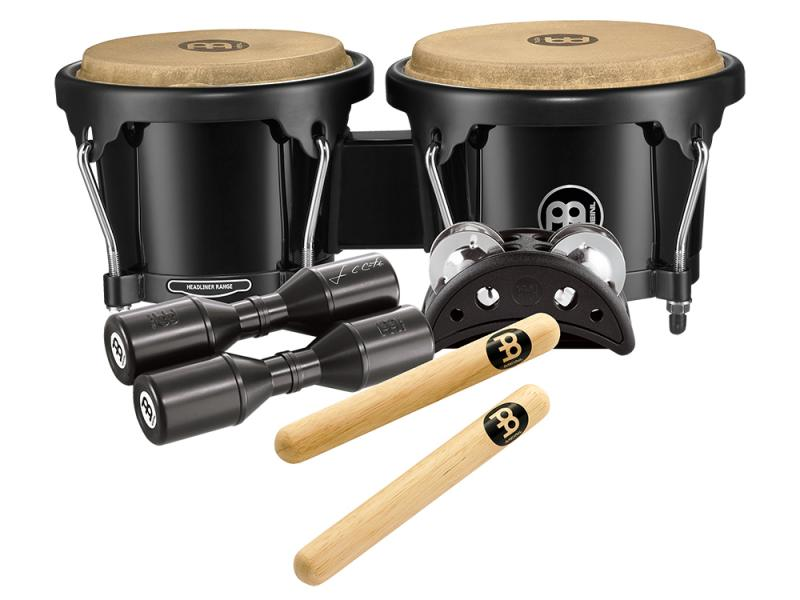 Bongo & Percussion Pack, Meinl - BPP-1
