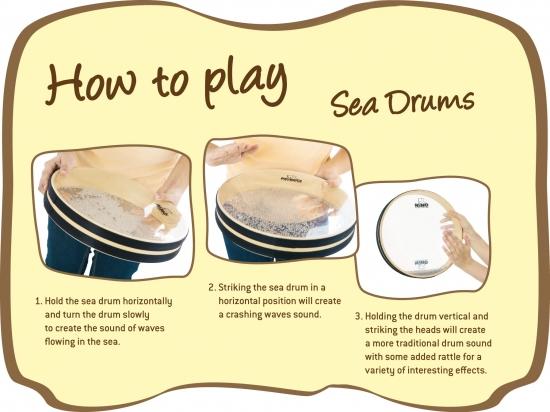 Sea Drum 14''
