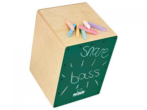 Nino Make Your Own Cajon Kit, B-Stock