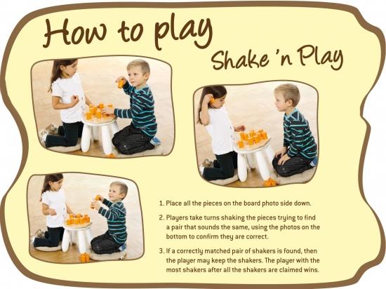 Shake'n Play