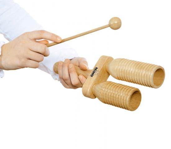 Wood-a-go-go, 2-delad