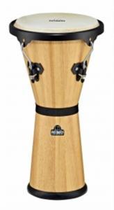 NINO Percussion 10'' Wood Djembe, Natural, NINO48NT