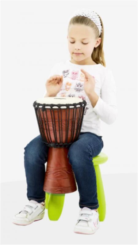 NINO Percussion African Djembe, Small, NINO-ADJ2-S