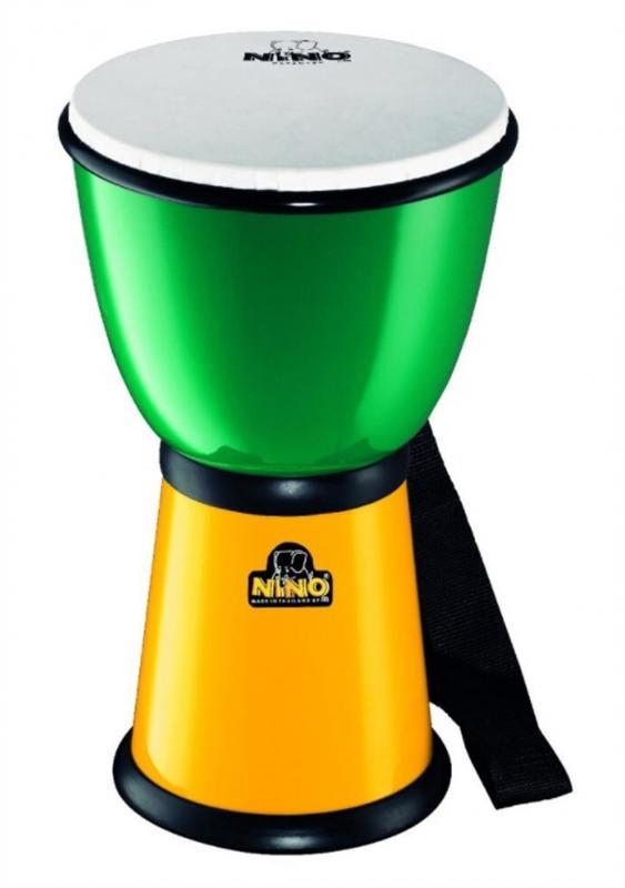 "NINO Percussion 8"" Djembe, NINO18G/Y"