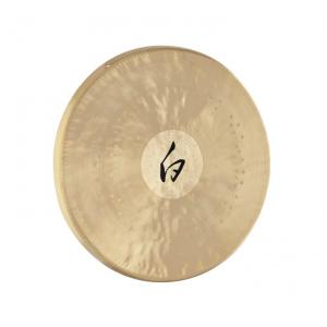 14,5'' White Gong, incl. Beater