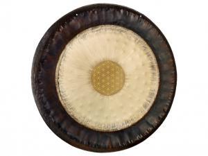 36'' Flower of Life Gong; 128 Hz, C2