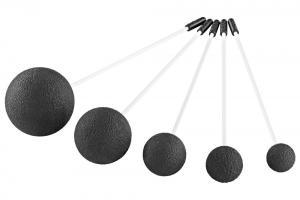 Gong Resonant Mallet Set,  (set of 5 pcs)