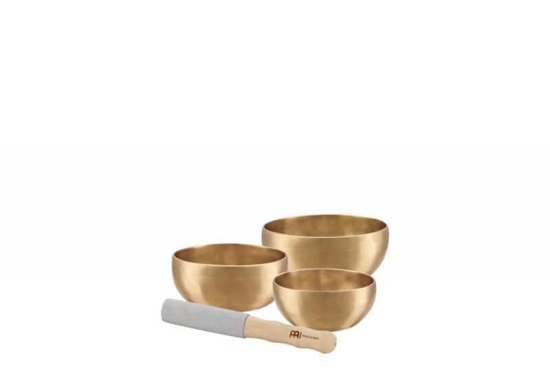 Universal Singing Bowl Set, 3 pcs set