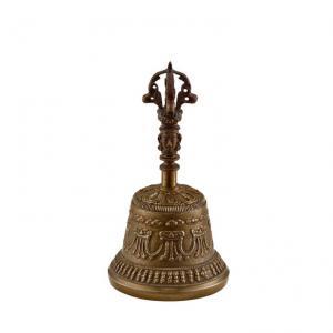 Bell, Medium (without single dorje), 9 cm, 355 g
