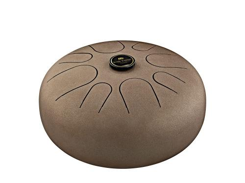 Steel Tongue Drum, A-Minor, Brown
