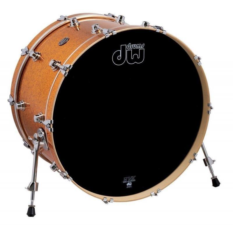 Drum Workshop Bass Drum Performance White Marine Pearl