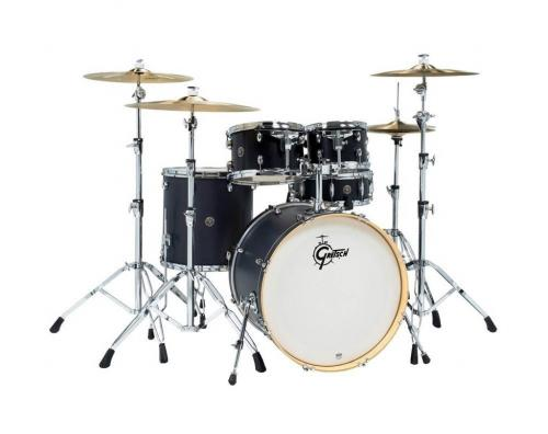 Gretsch shell set Catalina Birch Limited, Ebony Satin