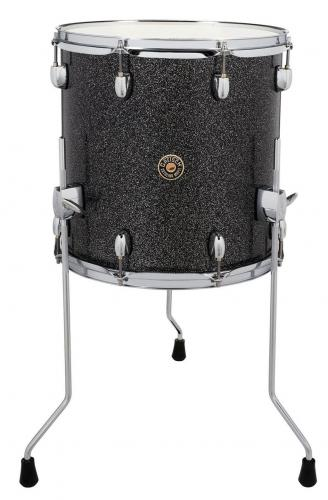 Gretsch Floor Tom Catalina Maple, Black Stardust
