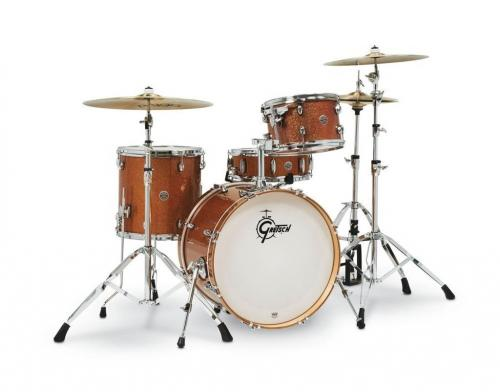 Gretsch shell set Catalina Club, Bronze Sparkle