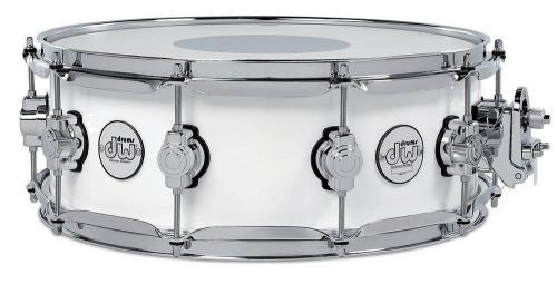 Drum Workshop Snare Drum Design Series Cherry Stain, DDLG5514SSCS