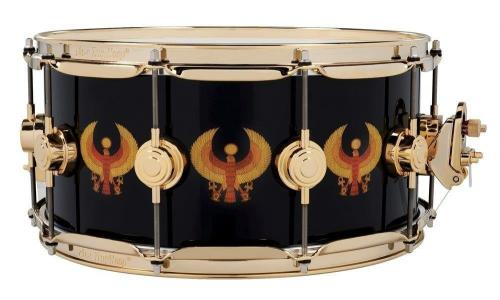 Drum Workshop Icon Snare Earth, Wind and Fire ''All Access'' 14x6.5''