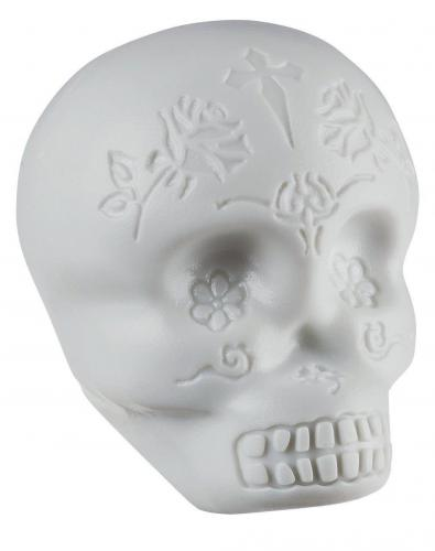 Latin Percussion Shaker Sugar Skull Glow in the dark, LP006-GLO