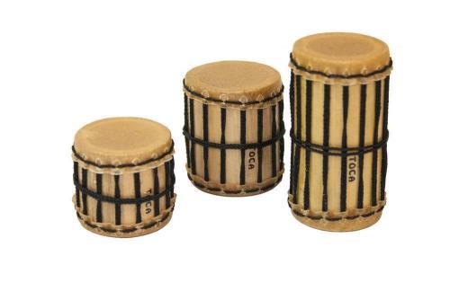 Toca Shaker Bamboo Bamboo Shaker, Three Pack,