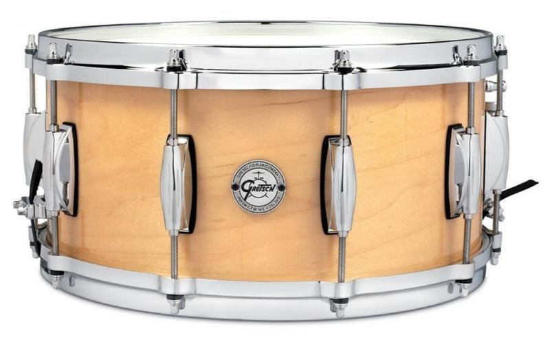 "Gretsch Snare Drum Full Range, 14"" x 6.5"""