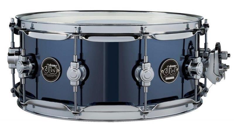 Drum Workshop Snare Drum Performance Chrome Shadow
