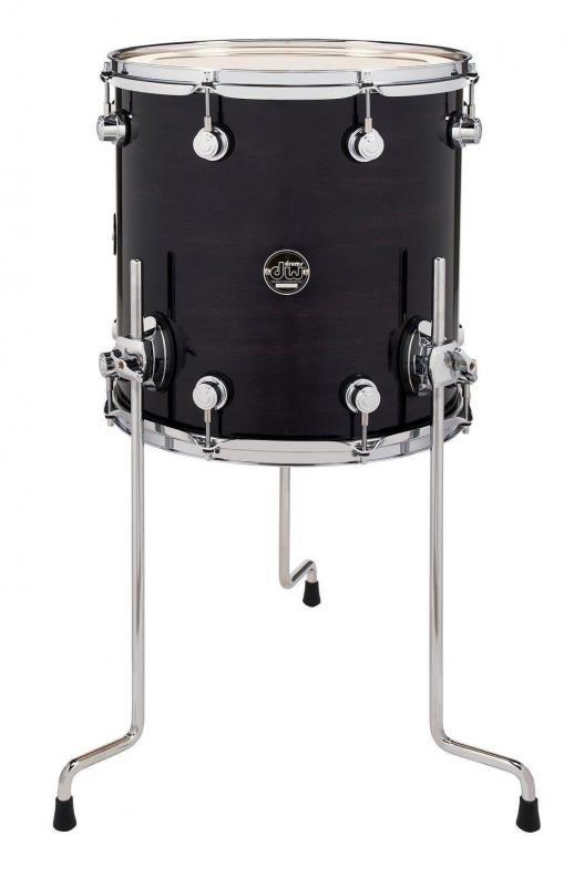 Drum Workshop Floor Tom Performance Lacquer Cherry Stain