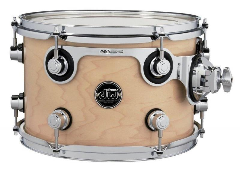 Drum Workshop Tom Tom Performance Lacquer Ebony Stain
