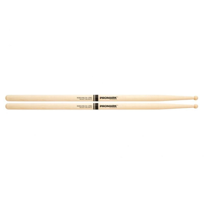 Maple Rebound 5A Long Acorn Tip, RBM565LRW